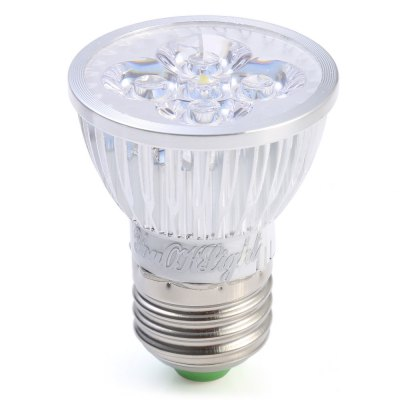5 x YouOKLight E27 4W 400LM Dimming LED Spot BulbSpot Bulbs<br>5 x YouOKLight E27 4W 400LM Dimming LED Spot Bulb<br><br>Angle: 60 degree<br>Available Light Color: Warm White,White<br>Brand: YouOKLight<br>CCT/Wavelength: 3000K,6000K<br>Emitter Types: High Power LED<br>Features: Low Power Consumption, Long Life Expectancy, Dimming<br>Function: Studio and Exhibition Lighting, Home Lighting, Commercial Lighting<br>Holder: E27<br>Lifespan: 50000h<br>Luminous Flux: 400LM<br>Output Power: 4W<br>Package Contents: 5 x YouOKLight E27 LED Spot Bulb<br>Package size (L x W x H): 7.00 x 15.00 x 10.00 cm / 2.76 x 5.91 x 3.94 inches<br>Package weight: 0.290 kg<br>Product size (L x W x H): 6.00 x 5.00 x 5.00 cm / 2.36 x 1.97 x 1.97 inches<br>Product weight: 0.042 kg<br>Sheathing Material: Aluminum, PC<br>Total Emitters: 4<br>Type: Spot Bulbs<br>Voltage (V): 85-265V