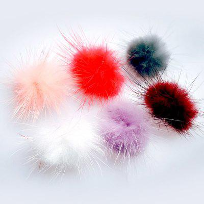 DIY Fox Fur Ball Nail Sticker Fingernails Tip Art DecorsNail Art Accessories<br>DIY Fox Fur Ball Nail Sticker Fingernails Tip Art Decors<br><br>Application: Finger Nail<br>Material: Fur<br>Occasion: Daily, Holiday, Party<br>Package Contents: 1 x Nail Sticker<br>Package size (L x W x H): 3.00 x 5.00 x 5.00 cm / 1.18 x 1.97 x 1.97 inches<br>Package weight: 0.035 kg<br>Product size (L x W x H): 1.50 x 3.00 x 3.00 cm / 0.59 x 1.18 x 1.18 inches<br>Product weight: 0.008 kg<br>Season: All seasons