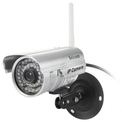 Sricam SP013 720P H.264 Wifi IP Camera Wireless ONVIF Security jd коллекция новый черный