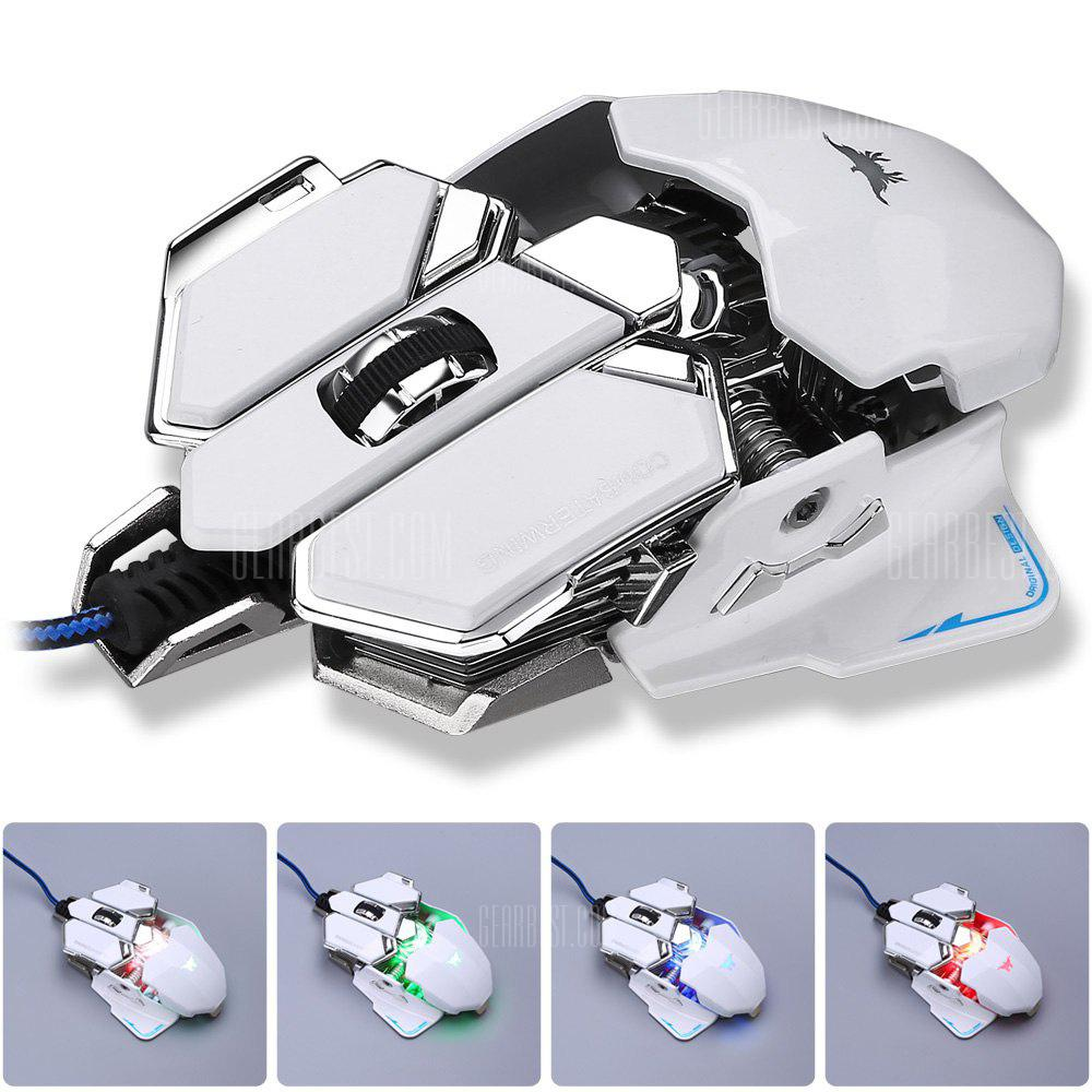 Combaterwing CW-80 USB Wired Optical Gaming Mouse