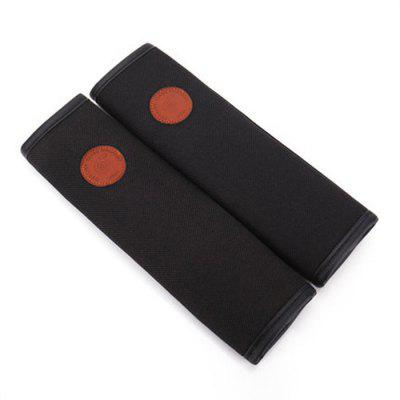 2pcs UOUA Seat Belt Shoulder Care Cover