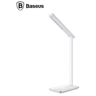 Baseus ingert series wireless charging table lamp eu plug 5135 baseus ingert series wireless charging table lamp mozeypictures Images