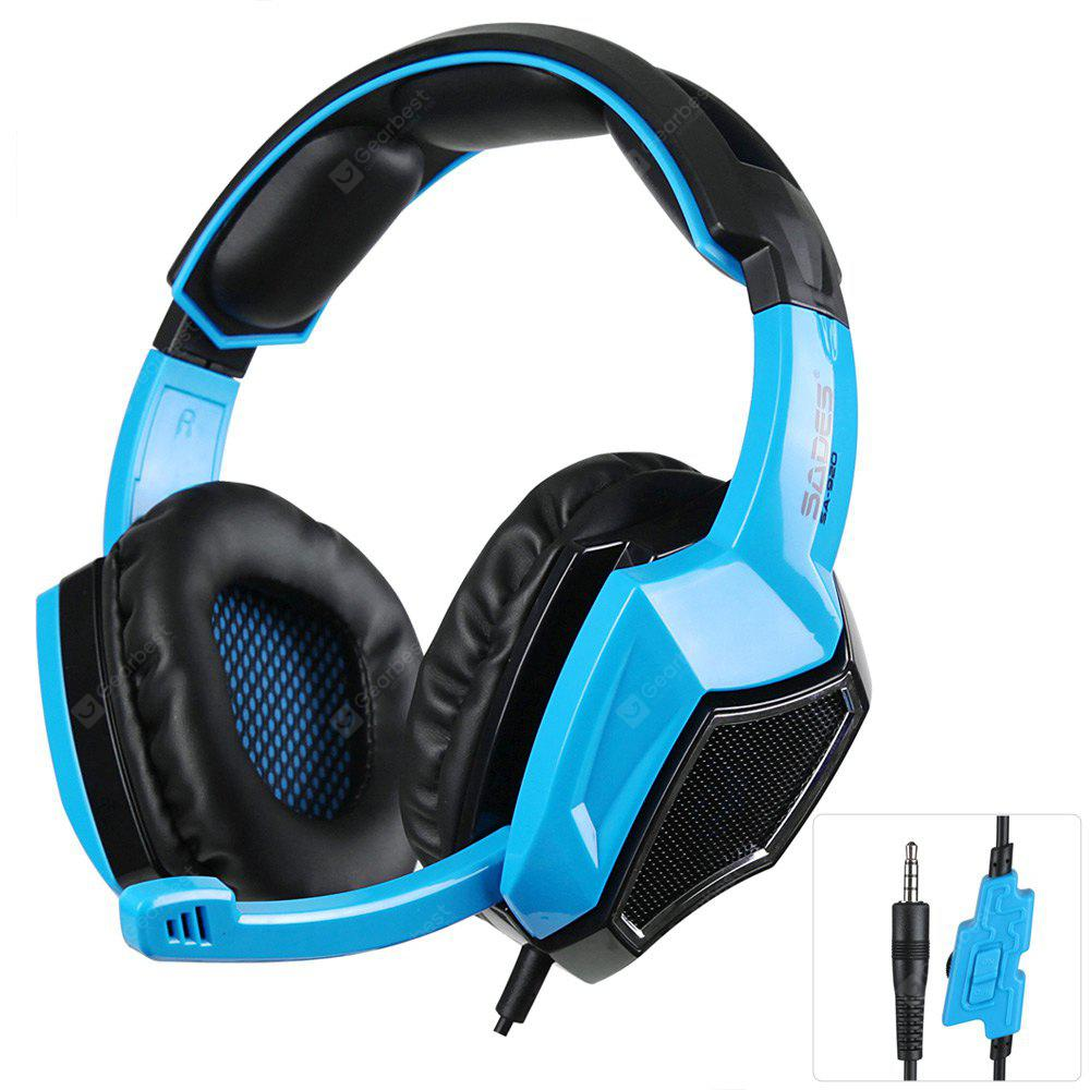 SADES SA-920 Gaming Headset 3.5mm Plug with Mic - $22.03 Free ...