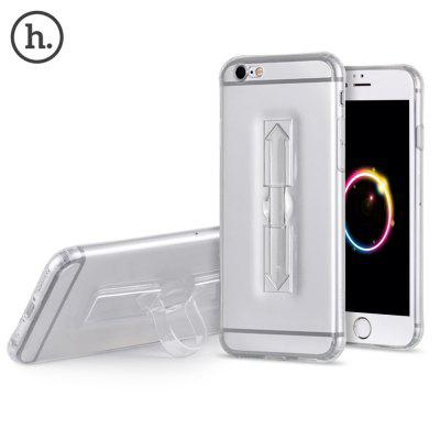 1 Piece HOCO Transparent Ring Bucket Phone Cover