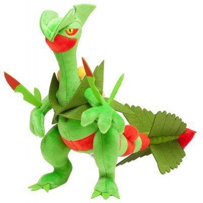 Manchuang Pokemon Mega Sceptile Plush Toy 25cm Stuffed Doll Home Decoration Great Gift