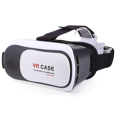 VR Case RK3Plus 3D Virtual Reality VR Glasses Headset for 6 - 8.2cm Smartphones