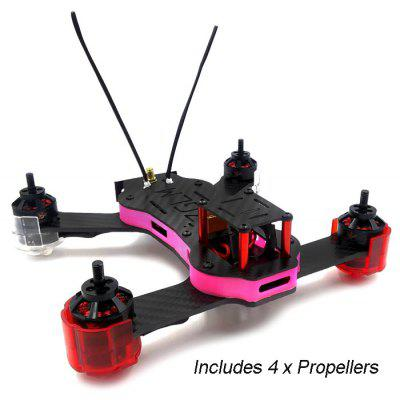 REDCON Phoenix 210 Assembling 5.8GHz FPV 976 x 582 Camera Quadcopter ARF Version