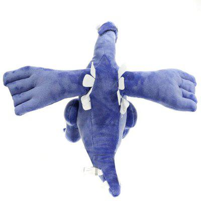 Manchuang Pokemon Dark Lugia Plush Toy 30cm Stuffed Doll Home Decoration Great GiftStuffed Cartoon Toys<br>Manchuang Pokemon Dark Lugia Plush Toy 30cm Stuffed Doll Home Decoration Great Gift<br><br>Features: Stuffed and Plush<br>Materials: PP Cotton<br>Package Contents: 1 x Plush Toy<br>Package size: 30.00 x 20.00 x 10.00 cm / 11.81 x 7.87 x 3.94 inches<br>Package weight: 0.230 kg<br>Series: Star Product<br>Theme: Movie and TV