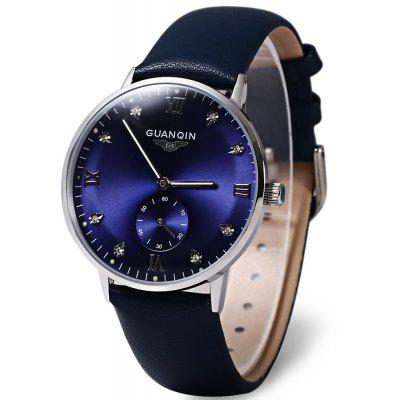 GUANQIN GJ16016 Fashionable Men Mechanical Watch