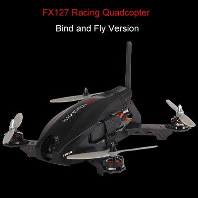 FEILUN FX127 600TVL HD CAM 2.4GHz 4 Channel Racing Quadcopter with 5.8GHz FPV Module BNF