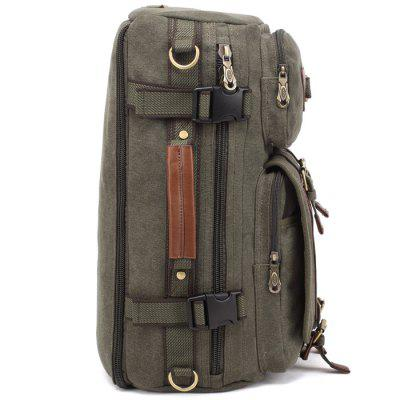 KAUKKO FH05 22L Men Multi-function Canvas BackpackBackpacks<br>KAUKKO FH05 22L Men Multi-function Canvas Backpack<br><br>Bag Capacity: 22L<br>Brand: KAUKKO<br>Capacity: 21 - 30L<br>Color: Army green,Black,Dark Khaki<br>Features: Laptop Bag<br>For: Traveling, Other, Hiking, Cycling, Climbing, Casual<br>Material: Canvas, Cotton<br>Package Contents: 1 x KAUKKO FH05 22L Backpack<br>Package size (L x W x H): 47.00 x 32.00 x 8.00 cm / 18.5 x 12.6 x 3.15 inches<br>Package weight: 1.480 kg<br>Product size (L x W x H): 45.00 x 30.00 x 17.00 cm / 17.72 x 11.81 x 6.69 inches<br>Product weight: 1.430 kg<br>Type: Backpack