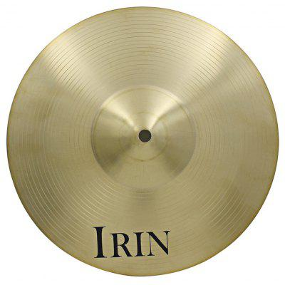 IRIN 14 inch Hi-hat Cymbal Brass Accessory for Drum Set