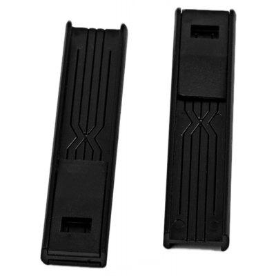 2Pcs Sax Reed Guard Holder for Saxophone Musical Instrument Accessory