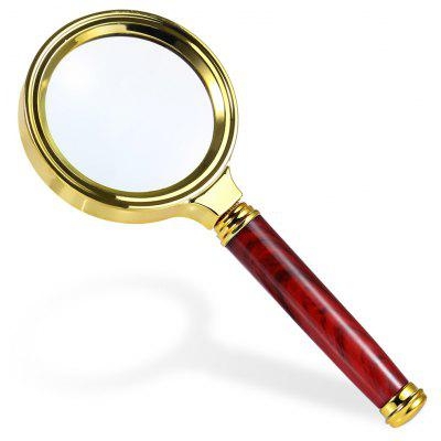Handheld 5X Magnifying Glass