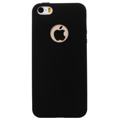 ASLING Custodia protettiva ultra sottile per iPhone 5 / 5S / SE Materiale TPU