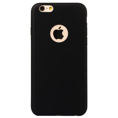 ASLING Protection Arrière Material en TPU Ultra-mince pour iPhone 6 / 6S