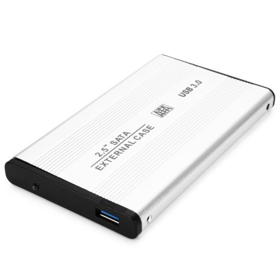 2.5 inch USB 3.0 SATA HDD Hard Drive Disk External Enclosure Case