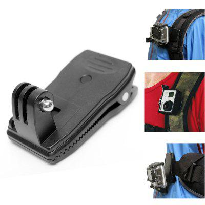 Fat Cat 360 Degree Rotation Rotating Backpack Clip