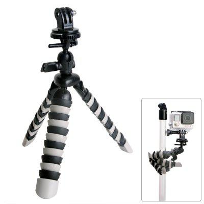 Fat Cat 8 inch Flexible Octopus Tripod