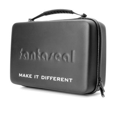 Original Fantseal 50-in-1 Super Accessory KitAction Cameras &amp; Sport DV Accessories<br>Original Fantseal 50-in-1 Super Accessory Kit<br><br>Accessory type: Camera Accessories Kit<br>Apply to Brand: Amkov,Dazzne,Eken,FIREFLY,GitUp,Gopro,Mobius,Polaroid,SJCAM,Soocoo,Xiaomi<br>Compatible with: Isaw, Mobius Action Sports Camera, Polaroid Cube, SJ4000, SJ4000 Plus, SJ4000 WiFi, SJ5000, SJ6000, SJ7000, SJCAM 4000 plus, SJCAM 5000 plus, SJCAM M10, SJCAM M10 Plus, Soocoo C10, Soocoo S60, GoPro Hero Series, GoPro Hero 4 Session, A9, Action Camera, AMK 5000, AMK 5000S, Dazzne P2, Dazzne P3, EKEN H9, FIREFLY 5S, FIREFLY 6S, GitUp Git1, Gitup Git2, Gopro Hero 1, Gopro Hero 2, Gopro Hero 3, Gopro Hero 3 Plus, Gopro Hero 4<br>Material: PU, EVA, ABS<br>Package Contents: 1 x Short Connector, 1 x Long Connector, 1 x Short Screw, 1 x Long Screw, 1 x Long Screw + Cap, 1 x Wrench, 1 x Tripod Adapter, 1 x 1/4 Adapter, 2 x Quick Release Buckle, 1 x J-Shaped Arm Quick Releas<br>Package size (L x W x H): 36.00 x 27.00 x 13.00 cm / 14.17 x 10.63 x 5.12 inches<br>Package weight: 2.000 KG<br>Product size (L x W x H): 32.00 x 23.00 x 10.00 cm / 12.6 x 9.06 x 3.94 inches<br>Product weight: 1.800KG