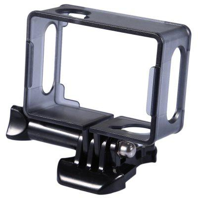 Protective Frame Housing Case with Mount Base for SJCAM SJ4000 / SJ4000 WiFi Action Camera