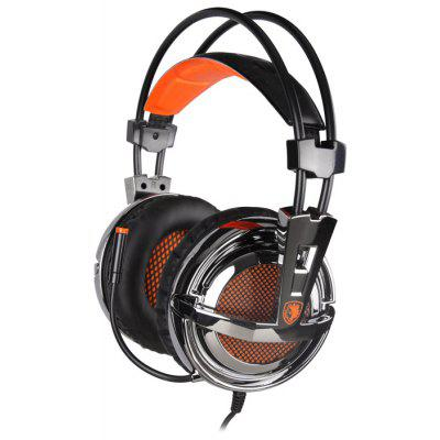 SADES SA-928 Gaming Headset mit Mic 3.5mm Stecker
