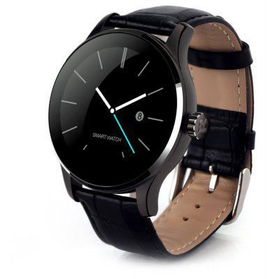 K88H Smart Bluetooth Watch Heart Rate Monitor Smartwatch