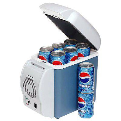 HUANJIE 12V 7.5L Capacity Portable Car Refrigerator Cooler Warmer – LAKE BLUE