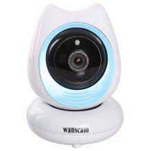 WANSCAM HW0048 WiFi 1.0MP IP Camera 720P Motion Detection Security