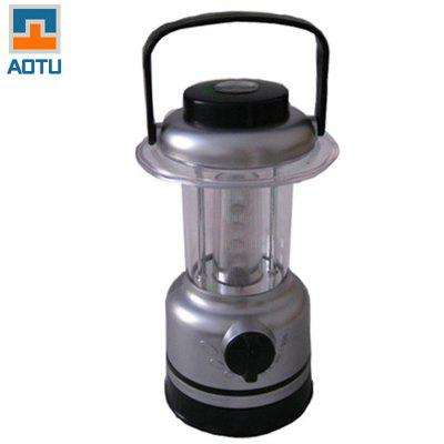 AOTU AT5529 4 LED 150LM 7 Mode Camping Lantern