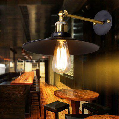 Industrial Edison Wall Light Sconce E27 Holder