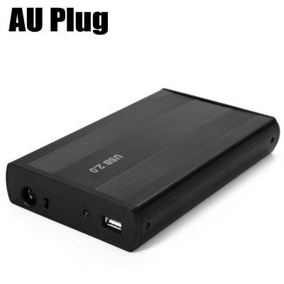 3.5 inch USB 2.0 IDE HDD External Enclosure Case