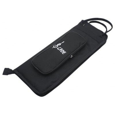 Lade Drumstick Bag Canvas Storage Shoulder Case Holder Pouch