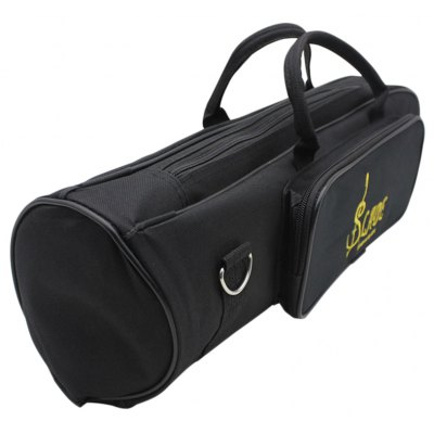 LADE Case Canvas Bag for Trumpet Player Instrument Fitting