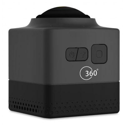 Cube 360 WiFi 360 Degree Angle Action Camera for Sports