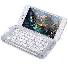 Wireless Bluetooth Keyboard with Built - in stand
