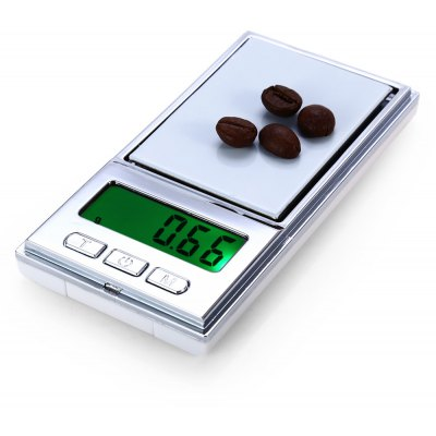 DH 100g / 0.01g Portable Digital Pocket Scale