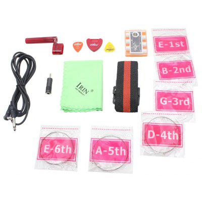 IRIN Electric Guitar Spare Part Set High Quality