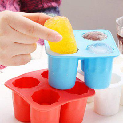 Silicone DIY Ice Mold Cool Drinks Mould