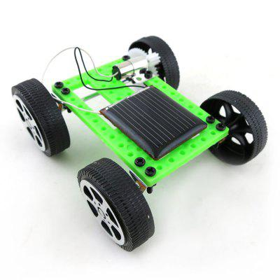 Mini No.2 DIY Solar Powered Car Simple Model Science Toy Children Educational Gadget Hobby Robot FunSolar Powered Toys<br>Mini No.2 DIY Solar Powered Car Simple Model Science Toy Children Educational Gadget Hobby Robot Fun<br><br>Completeness: DIY Module<br>Material: ABS<br>Package Contents: 1 x DIY Car Accessory Set<br>Package size: 10.00 x 9.00 x 5.00 cm / 3.94 x 3.54 x 1.97 inches<br>Package weight: 0.1280 kg<br>Product size: 8.00 x 7.50 x 3.20 cm / 3.15 x 2.95 x 1.26 inches<br>Type: Solar Powered Cars
