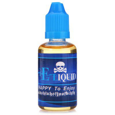 Pirate Tobacco 7 E-liquid for E Cigarette