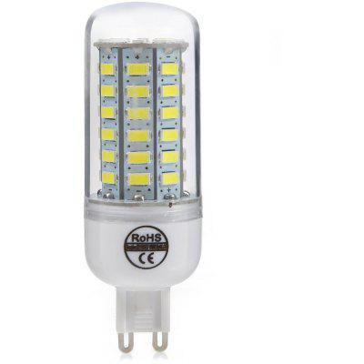 G9 5W AC 110V 500LM SMD-5730 56 LEDs Corn Light