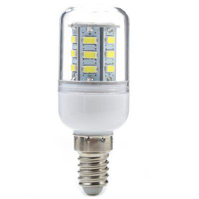 Buy COOL WHITE LIGHT E14 E14 3W AC 110V 300LM 24 SMD-5730 LED Corn Light for $2.29 in GearBest store