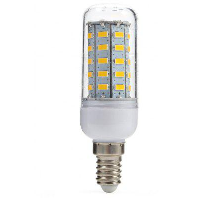 E14 4.5W AC 110V 450LM 48 SMD-5730 LED Corn Light