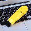 Mini USB Vacuum Keyboard Cleaner Dust Collector For PC Laptop - COLORMIX