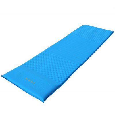 GAZELLE OUTDOORS Thickened Automatic Inflatable Cushion Camping Mat with Pillow