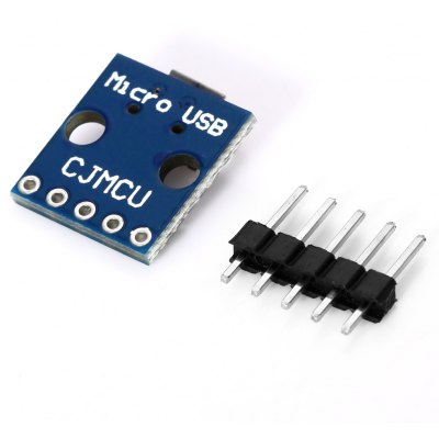 5V Micro USB Power Module