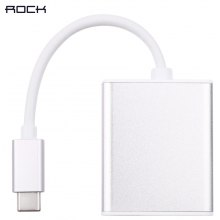 150mm Rock USB 3.0 Type C to VGA Cable