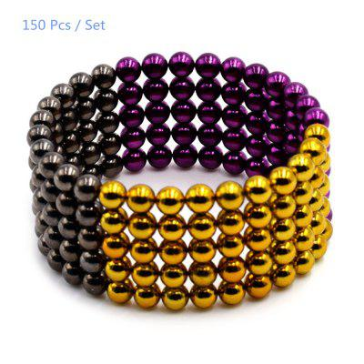150Pcs 5mm Round Magnetic Ball