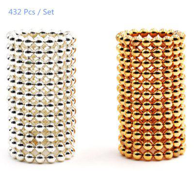 432Pcs 3mm Round Magnetic Ball